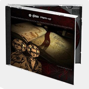 Qlimax 2008 Warm-up CD