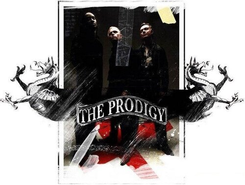The Prodigy Mash Up Sessions Vol. 1-2 (2006-2008)