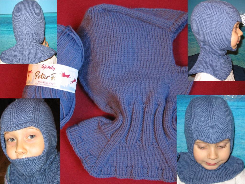 шапка-шлем крючком схема вязания для начинающих