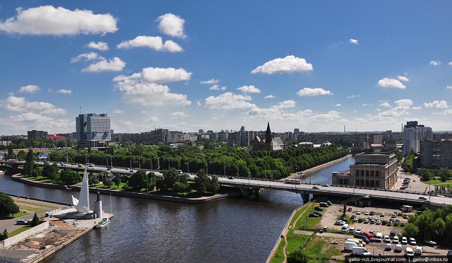 Фото с крыши Калининграда. 2010 / Разное ...: www.karta39.ru/articles/354.html