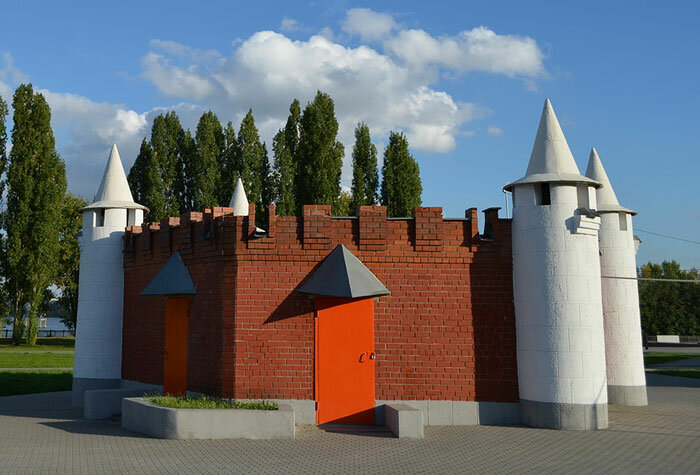 Воронеж, рядом с Адмиралтейской площадью