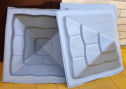 етонные крышки на столбы, Купить формы для изготовления бетонных крышек на столбы,Молодечно, Минск